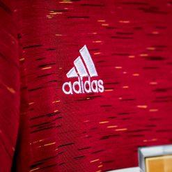 Manchester United logo Adidas