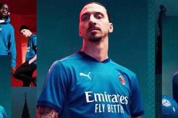 Terza maglia Milan Puma 2020-21