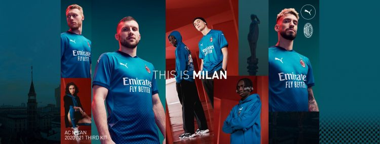 This is Milan, terza maglia