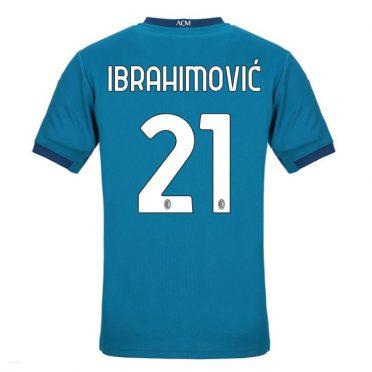 Terza maglia Milan 2020-2021 Ibrahimovic