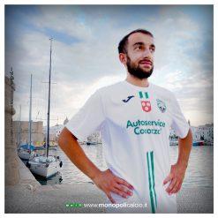 Giuseppe seconda maglia Monopoli 2020