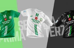 Maglie Monopoli Calcio 2020-2021