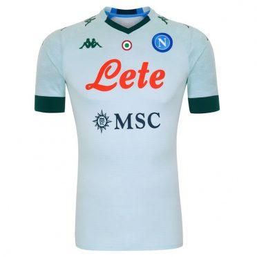 Seconda maglia Napoli 2020-2021