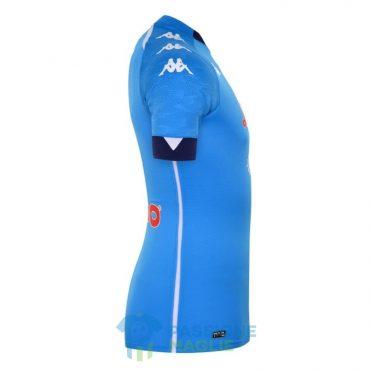 Prima maglia Napoli 2020-21 lato