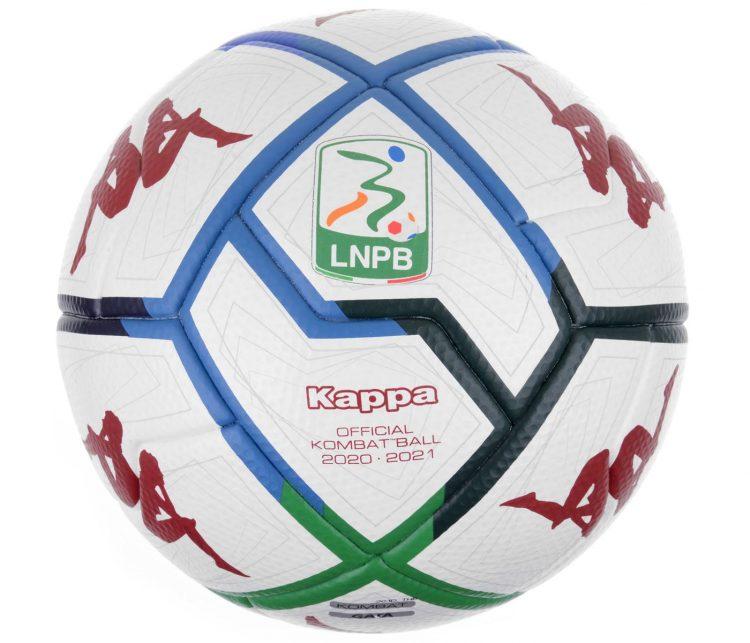 Pallone Serie B 2020-2021 Kappa