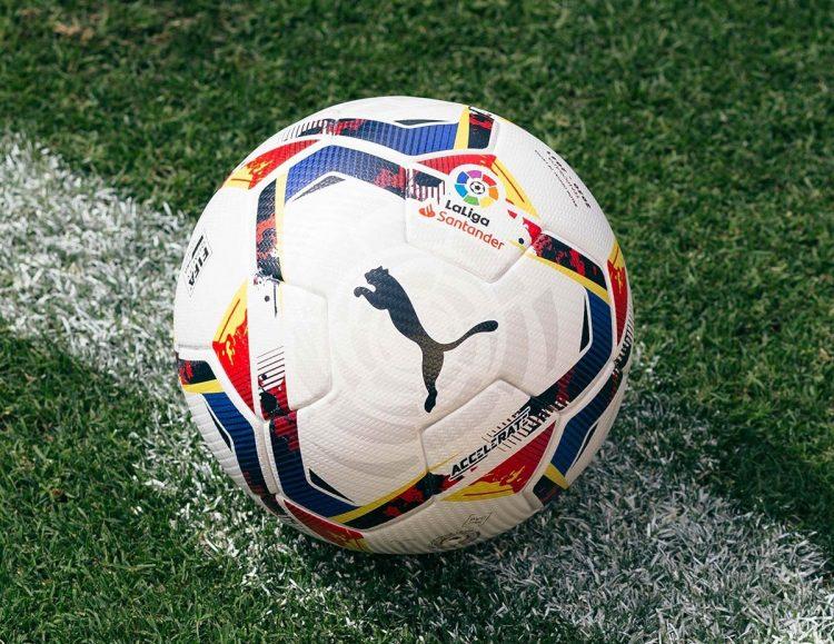 Pallone Liga 2020-2021 Puma Accelerate