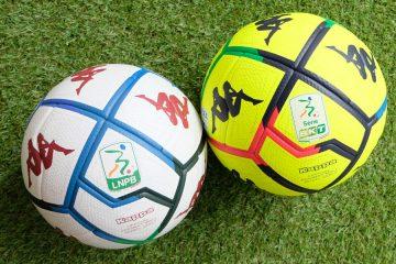 Il nuovo pallone della Serie B 2020-2021