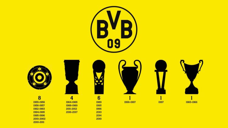 palmarès BVB 09