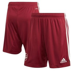 Pantaloncini rossi Arsenal kit away