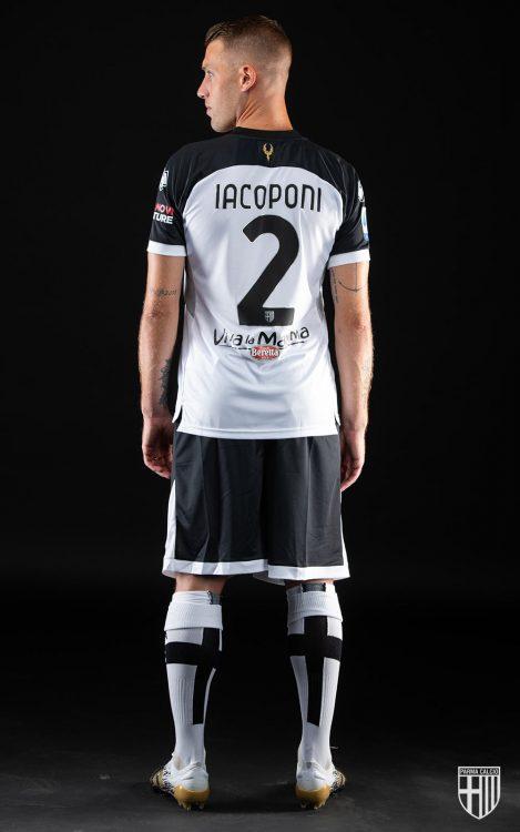 Kit Parma 2020-2021 font Iacoponi