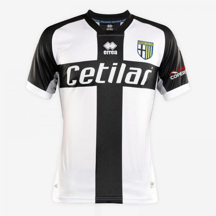 Maglia Parma 2020-2021 home