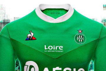 Nuove maglie Saint-Etienne 2020-2021 Le Coq Sportif