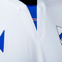 Sampdoria away 2020-21 colletto
