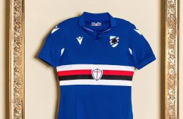 Nuova maglia Sampdoria 2020-2021