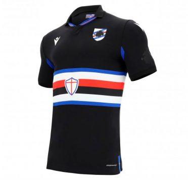 Terza maglia Sampdoria 2020-21 nera