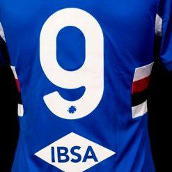 Numero 9 font Sampdoria 2020-2021