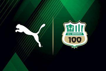 Puma sponsor tecnico Sassuolo