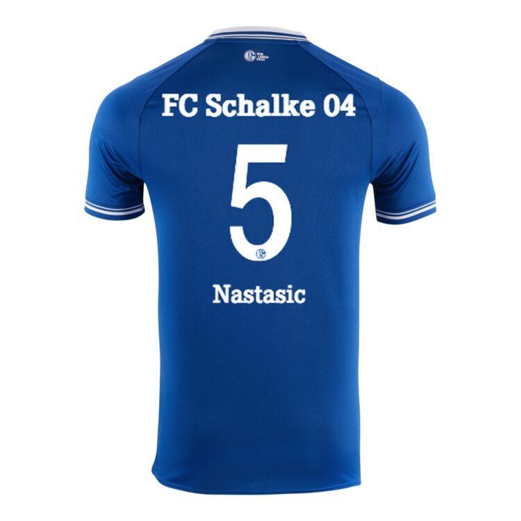 Maglia Schalke 04 2020-21 Nastasic