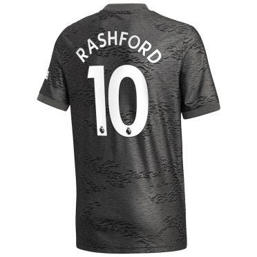 Seconda maglia Manchester United 2020-2021 Rashford 10
