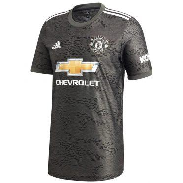 Seconda maglia Manchester United 2020-2021