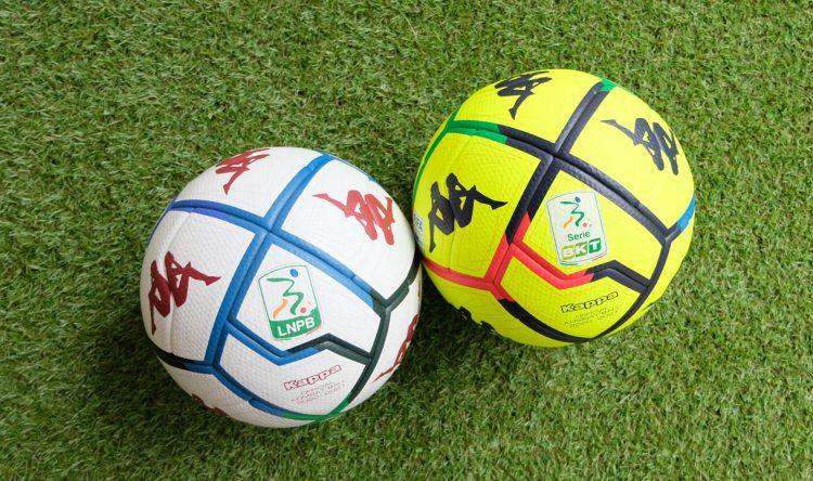 Serie B 2020-2021 i palloni Kappa
