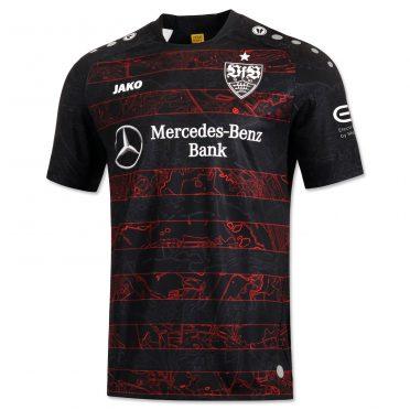 Seconda maglia Stoccarda 2020-21 nera