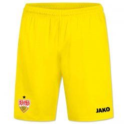 Pantaloncini portiere Stoccarda gialli