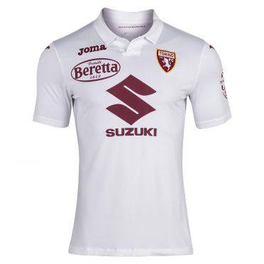 Seconda maglia Torino 2020-2021 bianca
