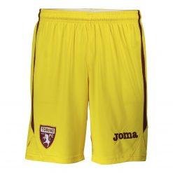Pantaloncini portiere Torino gialli 2020-21