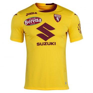 Maglia portiere Torino gialla 2020-2021