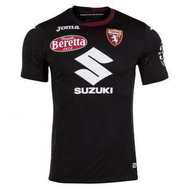 Maglia portiere Torino 2020-21 nera