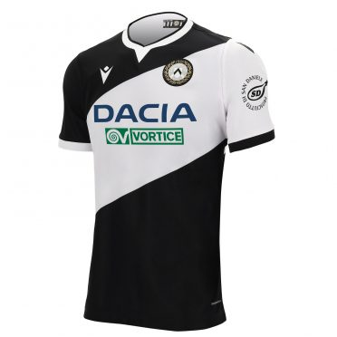 Maglia Udinese 2020-2021 Macron