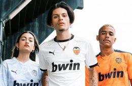 Maglie Valencia 2020-2021 Puma