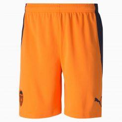 Pantaloncini Valencia away 2020-21 arancioni
