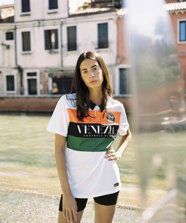 Seconda maglia Venezia 2020-2021