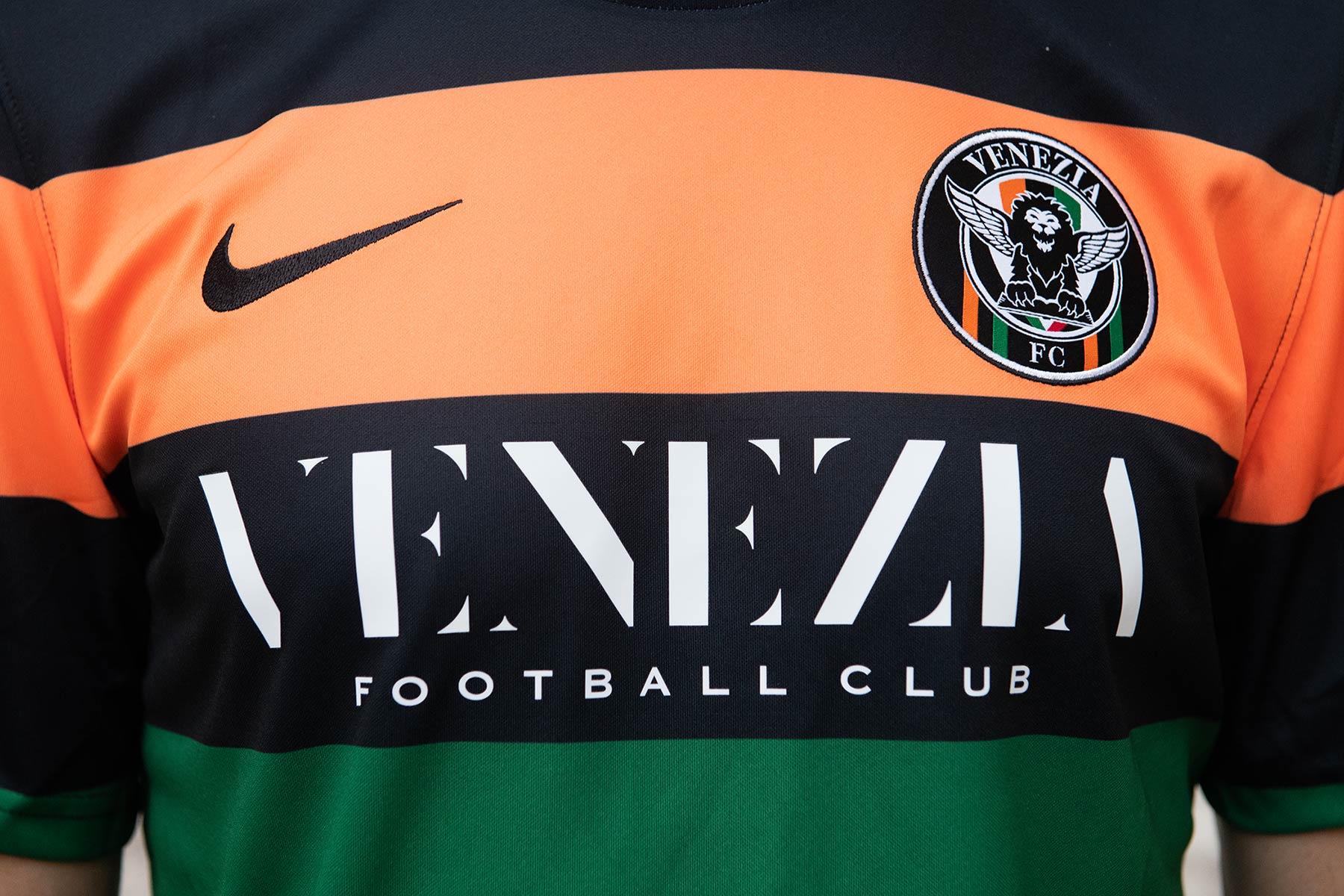 VENEZIA FC 2020//2021 Maglia Gara Away Uomo