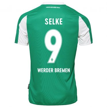 Maglia Werder Brema 2020-2021 - Selke 9