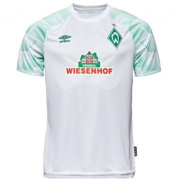 Seconda maglia Werder Brema 2020-2021