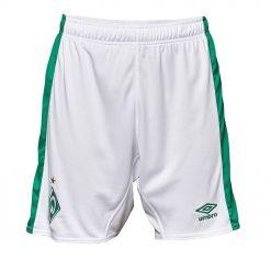 Pantaloncini Werder Brema 2020-21 bianchi