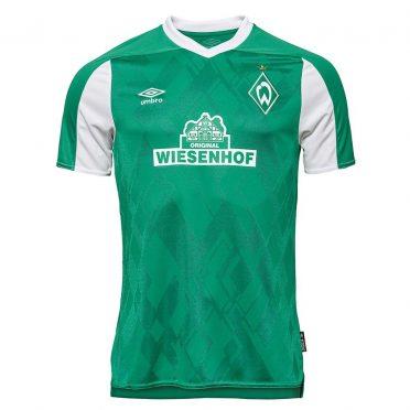 Maglia Werder Brema 2020-2021 home