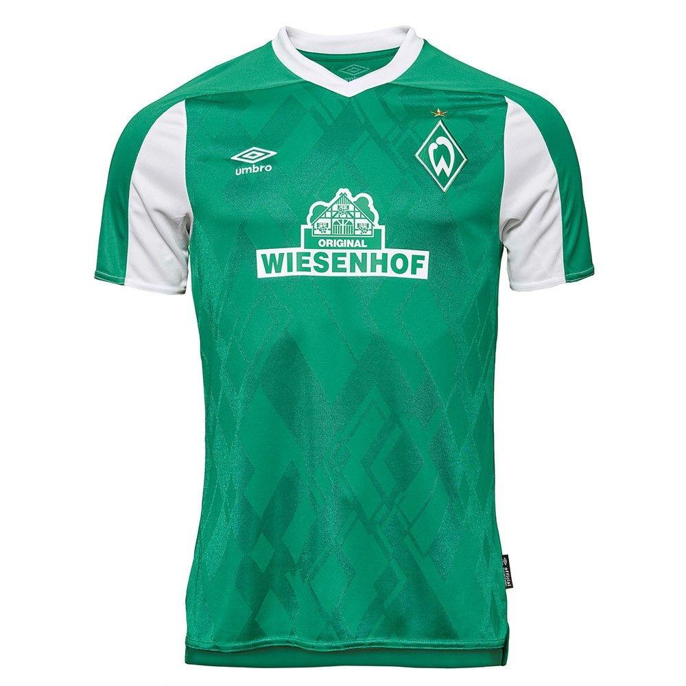 Maglie Werder Brema 2020-2021, diamanti e città sono i protagonisti!
