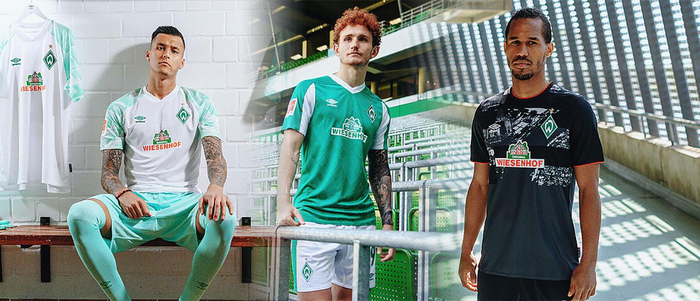 Maglie Werder Brema 2020-2021