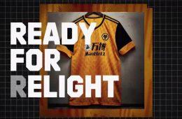 Nuova maglia Wolverhampton 2020-2021