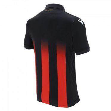 Prima maglia Nizza 2020-21 retro