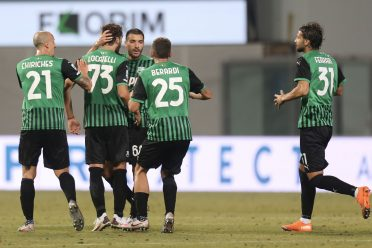 Font Sassuolo 2020-2021