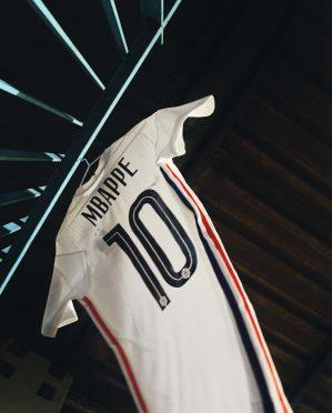 Francia seconda maglia Europei 2021