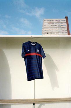 Francia prima maglia Europei 2021