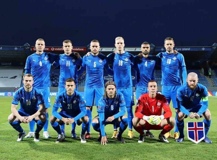 Islanda Belgio 2020 formazione