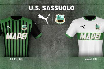 Maglie Sassuolo 2020-21 Puma