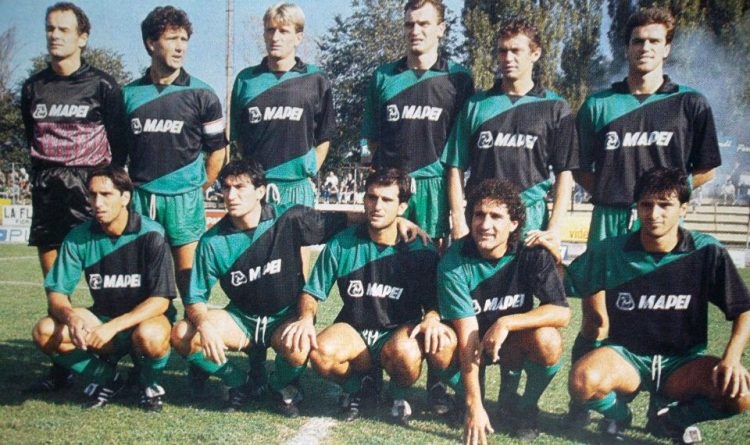 Maglia Sassuolo 1989-1990